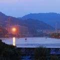 泗华陂夜色