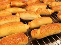 待烤自制美味小面包