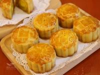 巧制精美中秋月饼