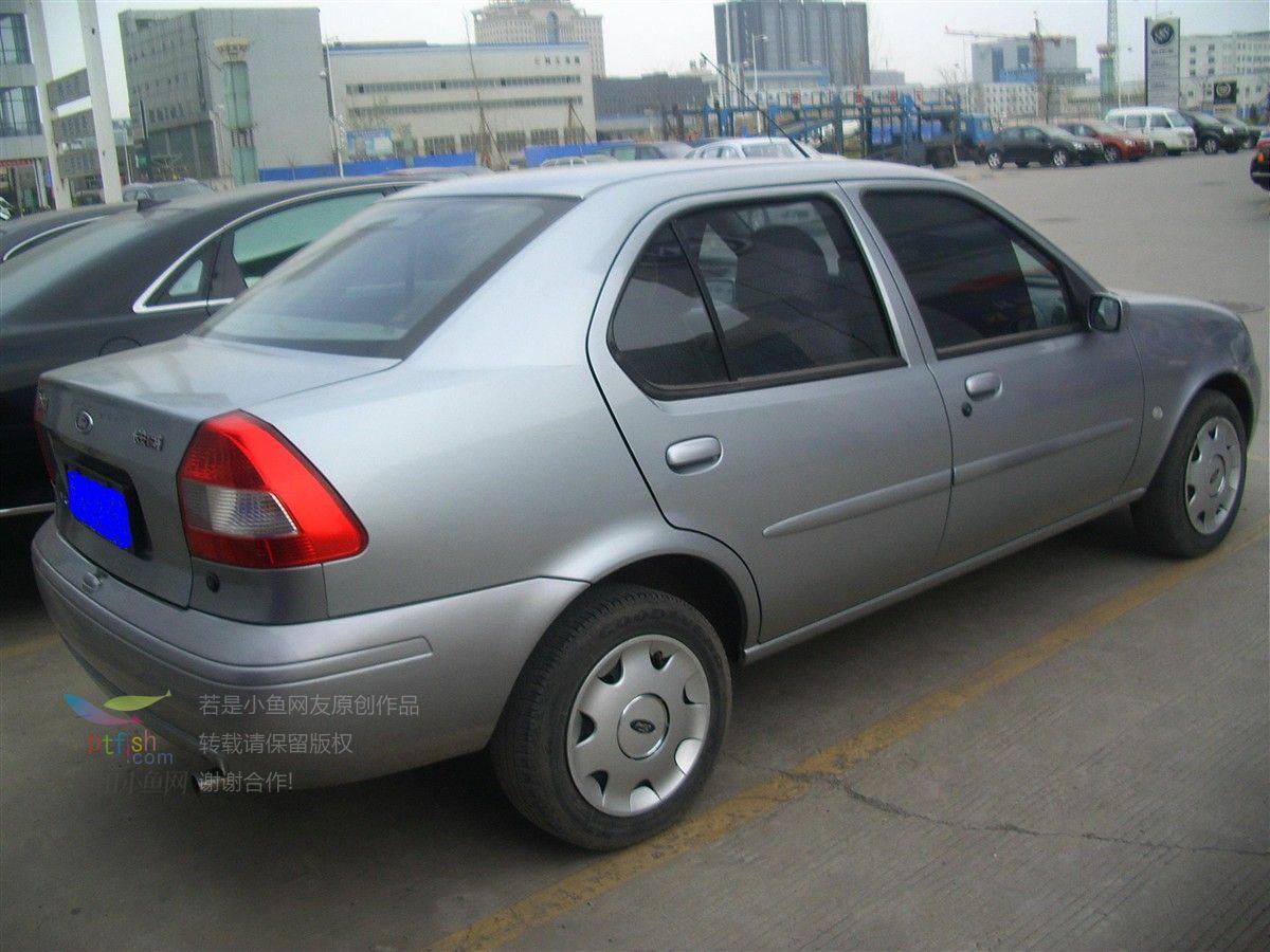 福特老款嘉年华 拼车 二手车 租赁高清图片