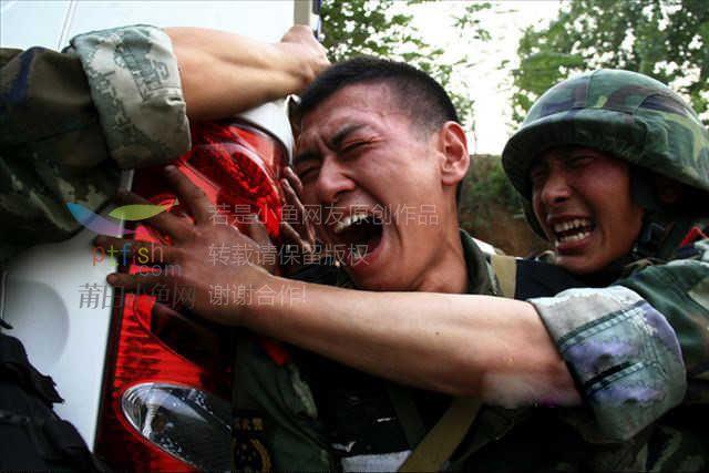 看 中国武警特种部队 纯爷们图片