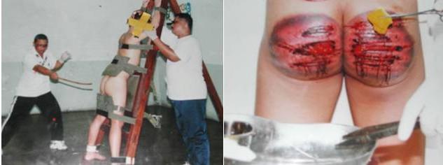 新加坡酒驾鞭刑女人