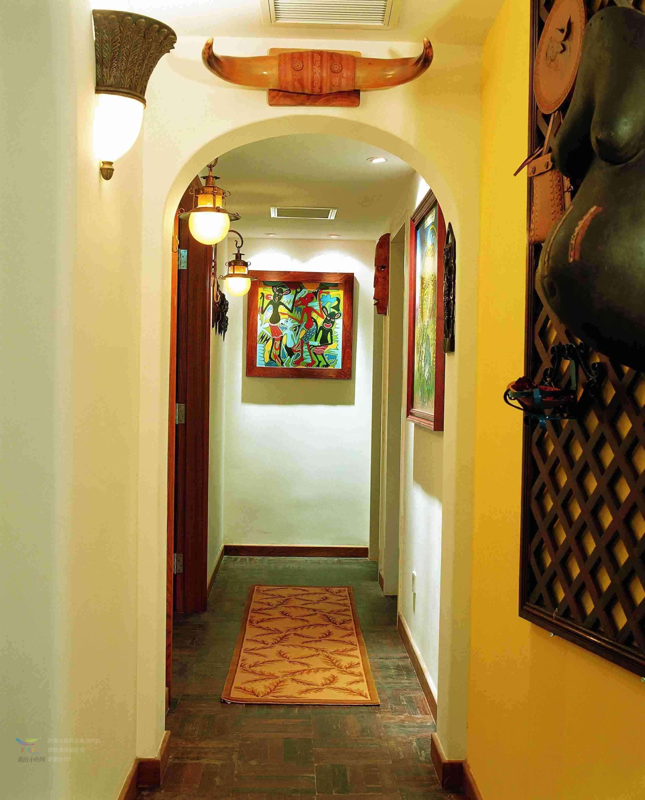 异国风情 非洲风格 家居装饰图片
