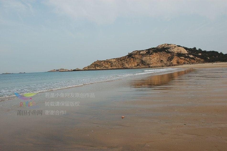 莆田最美海滩 你去过吗