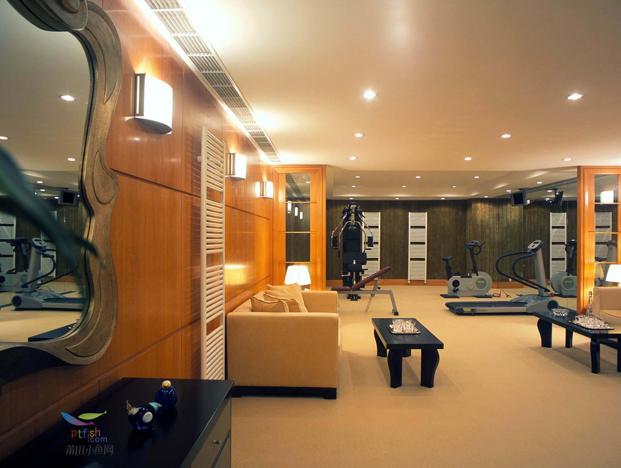 上海同济t6国际设计装饰联排别墅样板房实景照片