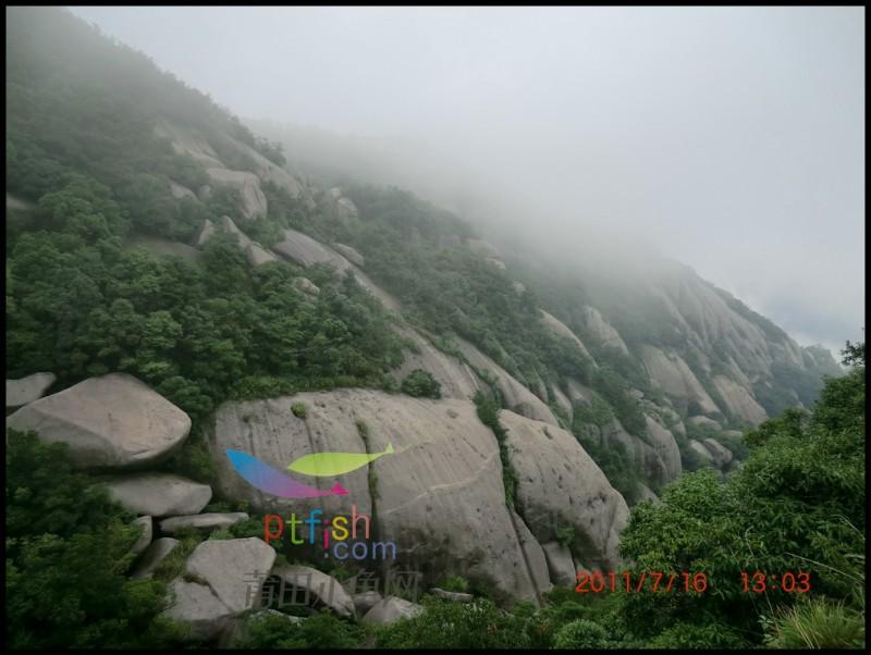[旅游体验] 太姥山风景区