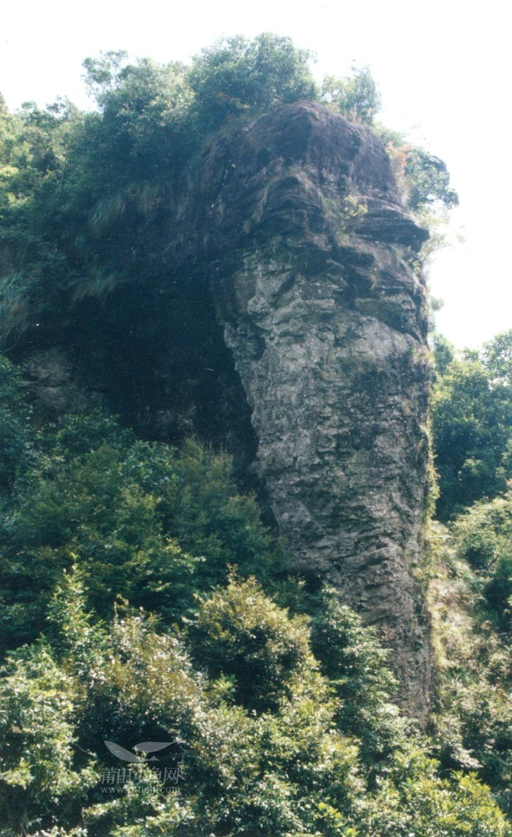 仙游县菜溪岩风景名胜区