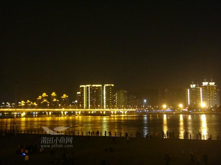 福州晚上风景图片
