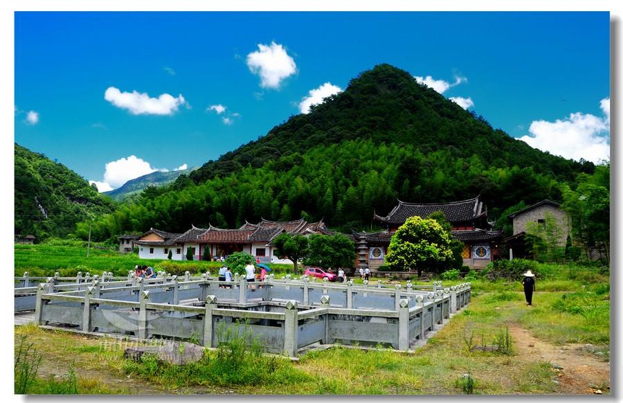 仙水洋所在的仙游县西苑乡