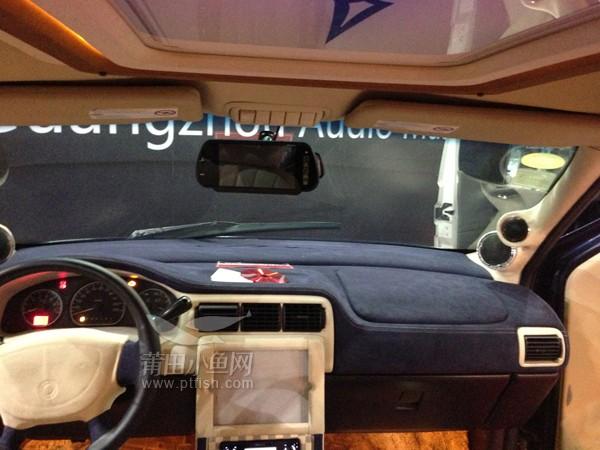 莆田专业汽车改装 别克GL8改装美国KICKER汽车音响高清图片