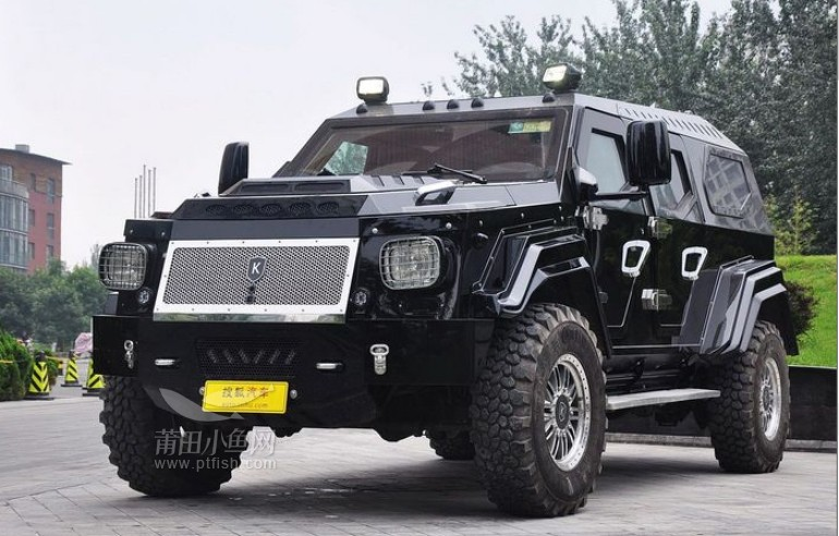 conquestknightxv_conquest vehicles knight xv 6.8l v10 防弹车