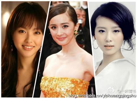 刘诗诗结婚发型图片 具体步骤