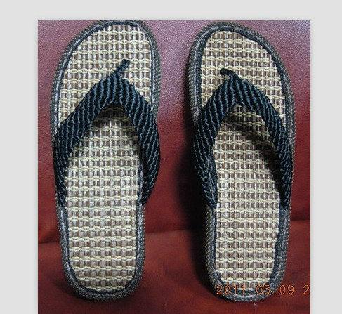 手工拖鞋编织花样图片小鱼图解