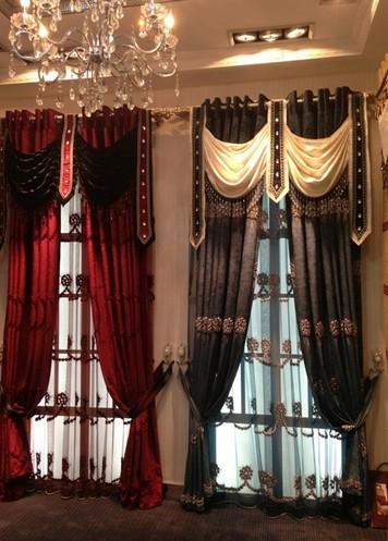 嘉世豪庭窗帘轨道怎么安装 五大步骤轻松搞定