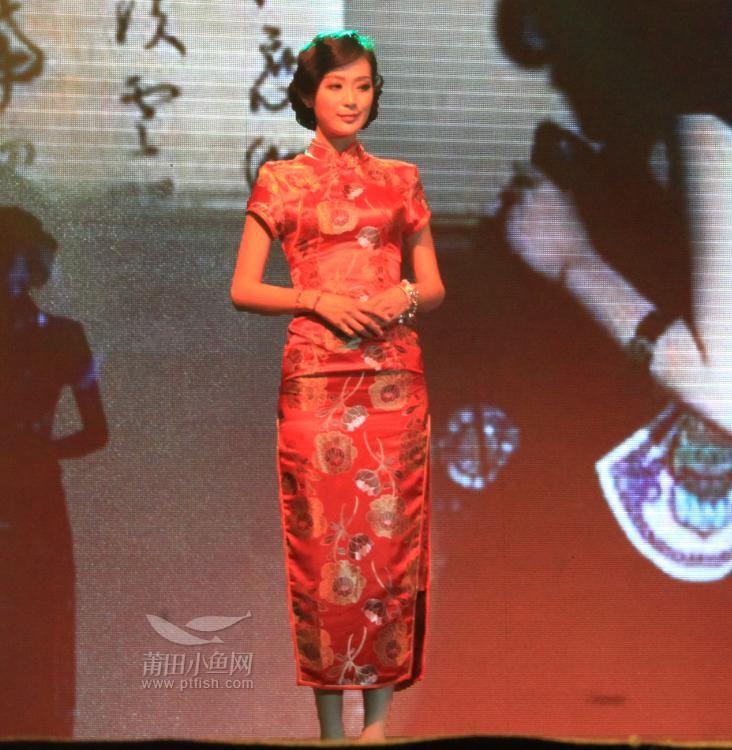 联创国际广场:夜上海旗袍美女闪亮 联创挑高小复式将登场