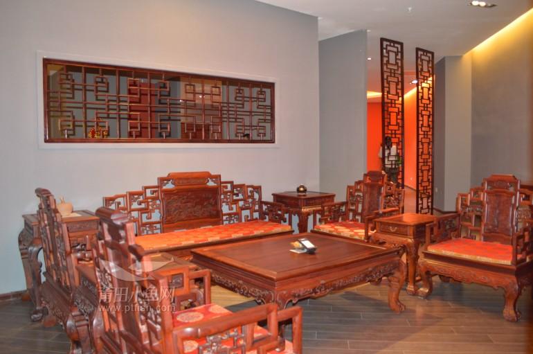 仙游红木家具商赴越南等国狂扫花梨