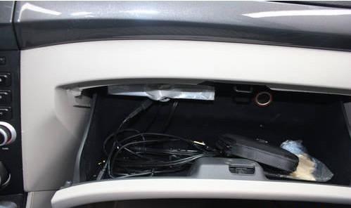 莆田专业汽车改装 奔腾b70改装阿尔派高清图片