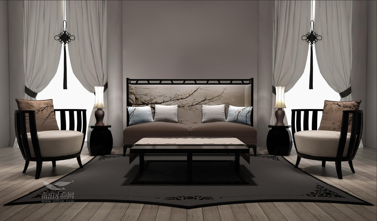 新中式家具,引领潮流,强势来袭