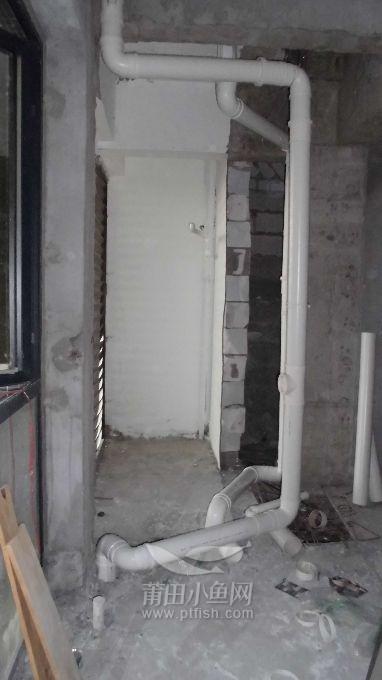 阳台下水管改造后6.2
