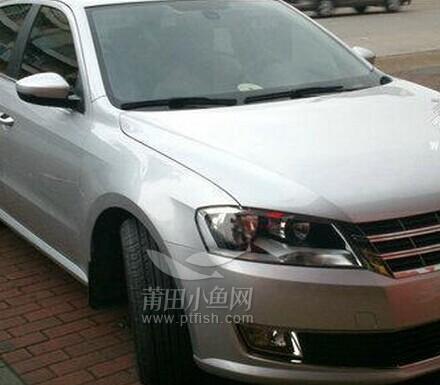 莆田专业汽车改装 新款大众朗逸加装飞歌DVD导航高清图片