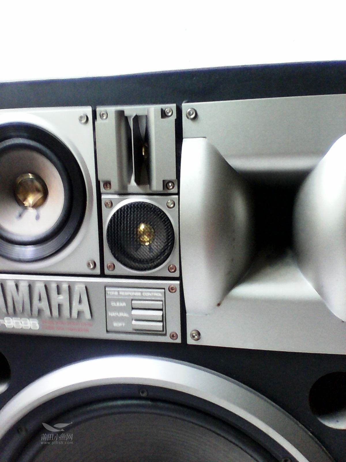 监听级80年代破万音响,雅马哈NS9595