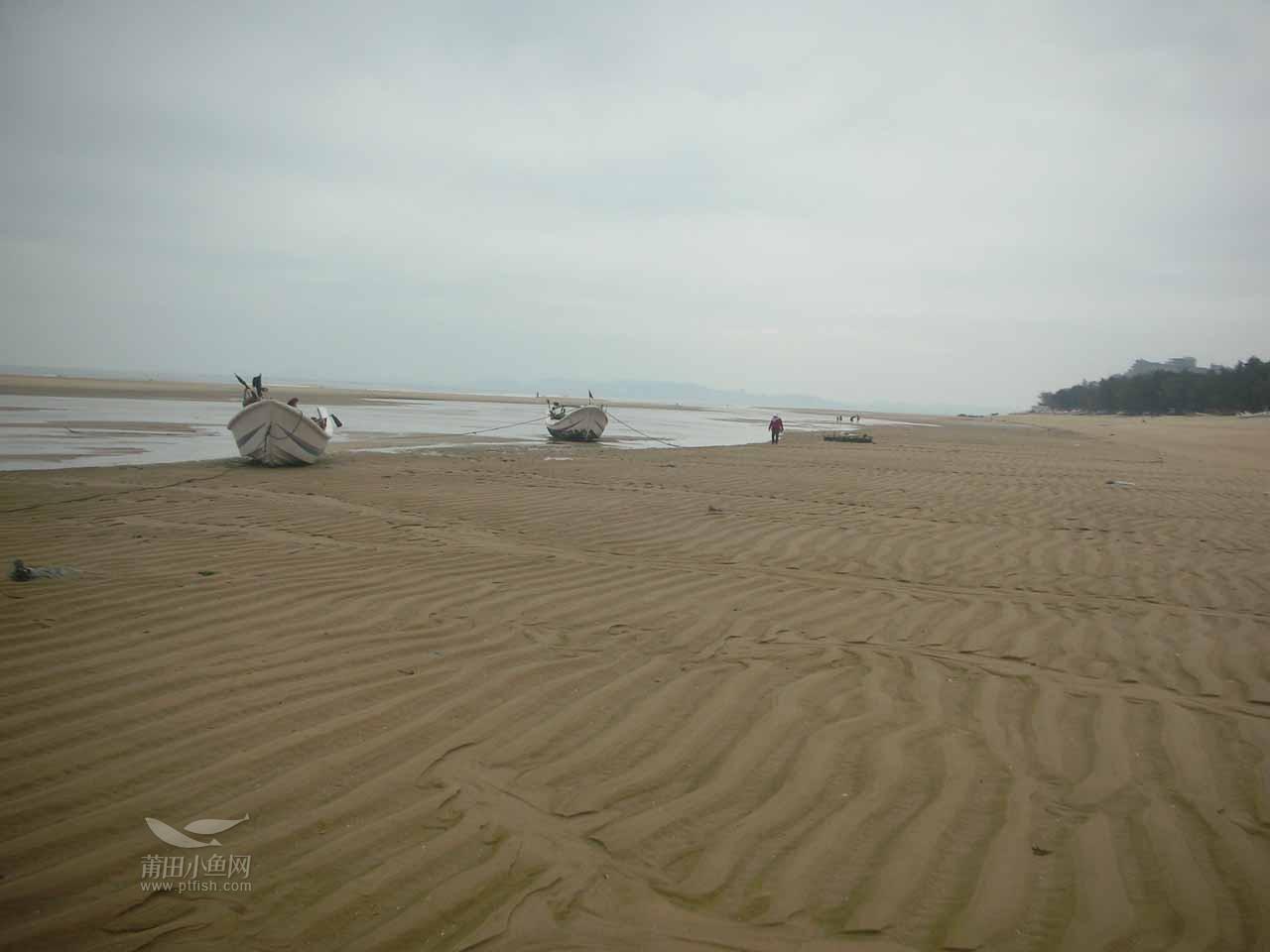 莆田第一大沙滩