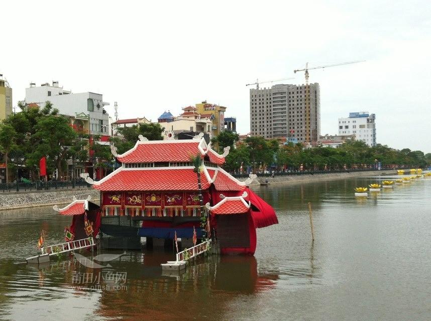 越南月费的别墅不比莆田差土豪用别墅一个图片