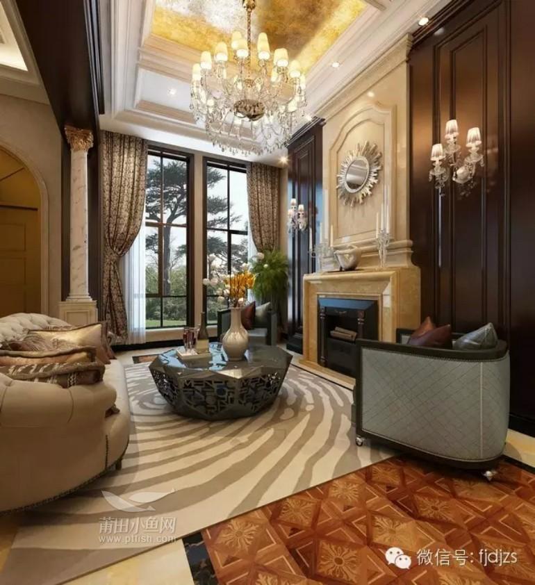 雕琢完美浪漫欧式风格家居