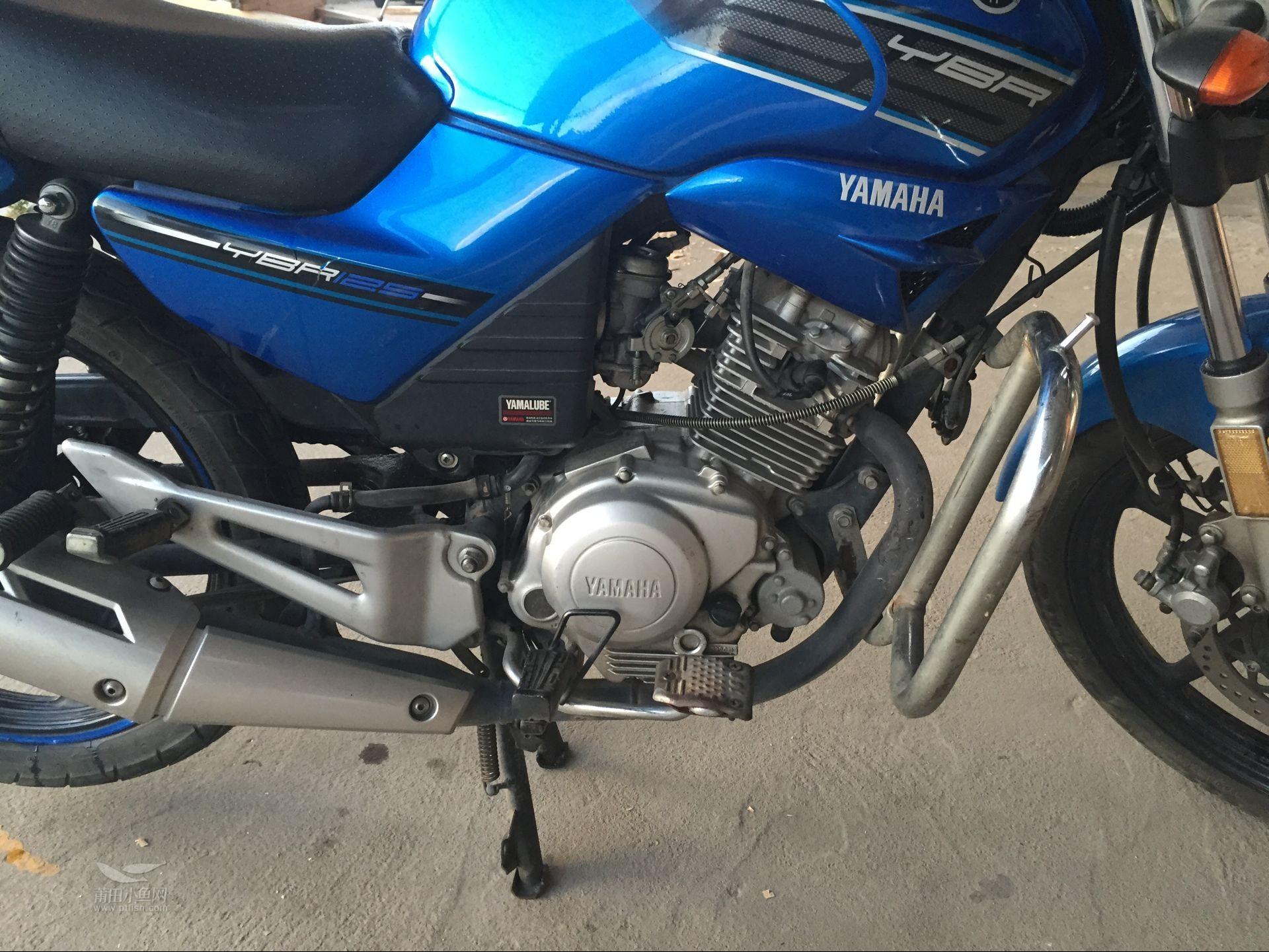 出售雅马哈天剑125摩托车