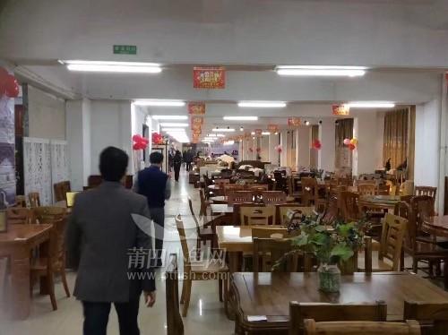 涵江集新家具城招业务员了.光明家具餐桌-百度图片