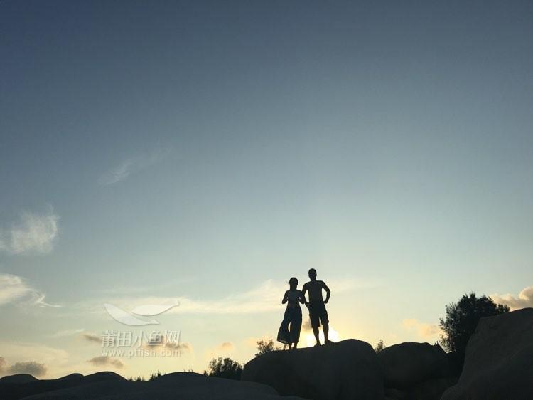 平潭的海美美的,来组日落战争照-攻略&户外皇室体育金剪影氪图片