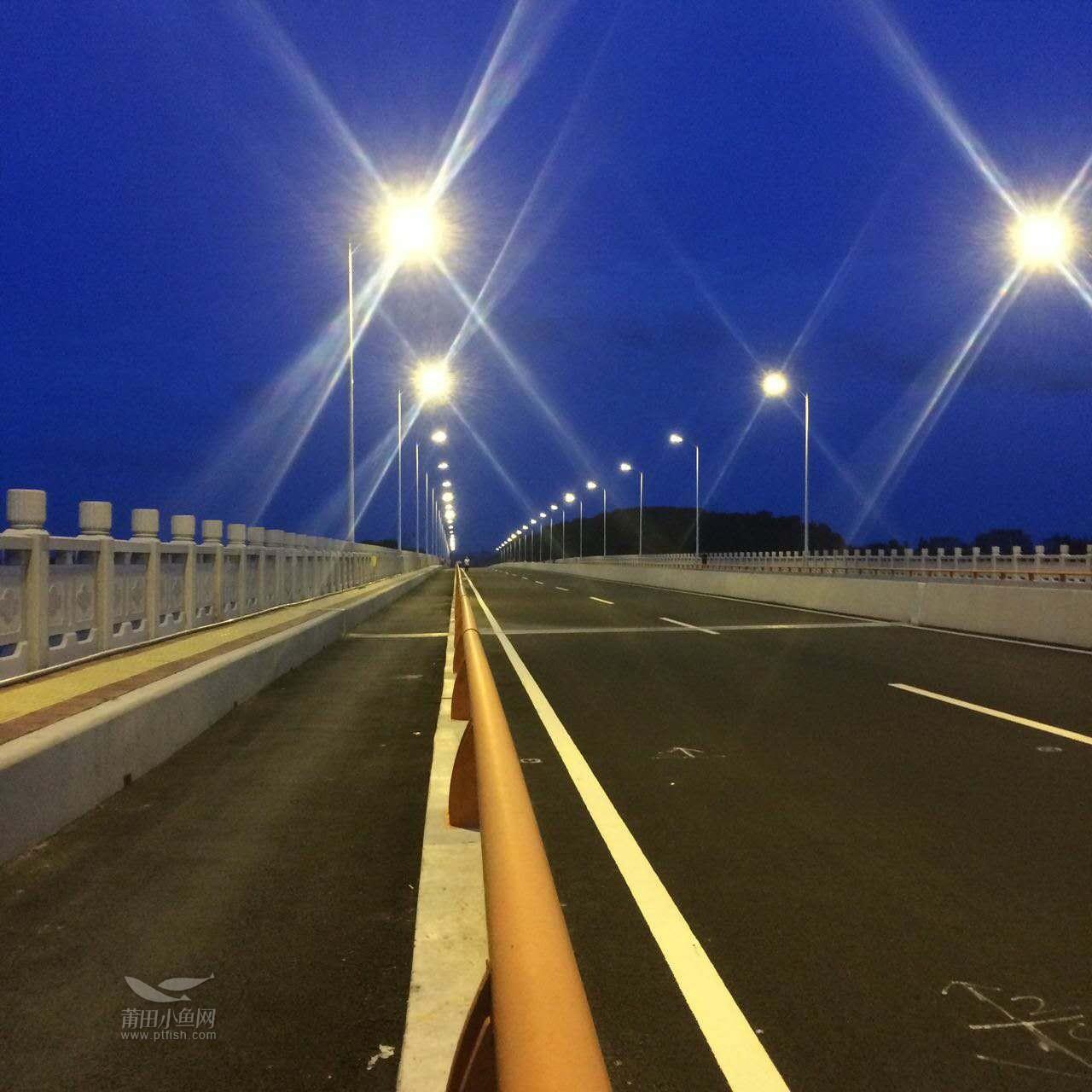 莆田首座跨海大桥——罗屿大桥 竣工通过验收!