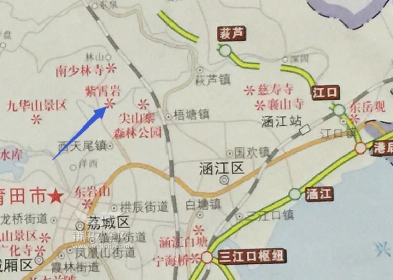 襄城县紫云镇地图