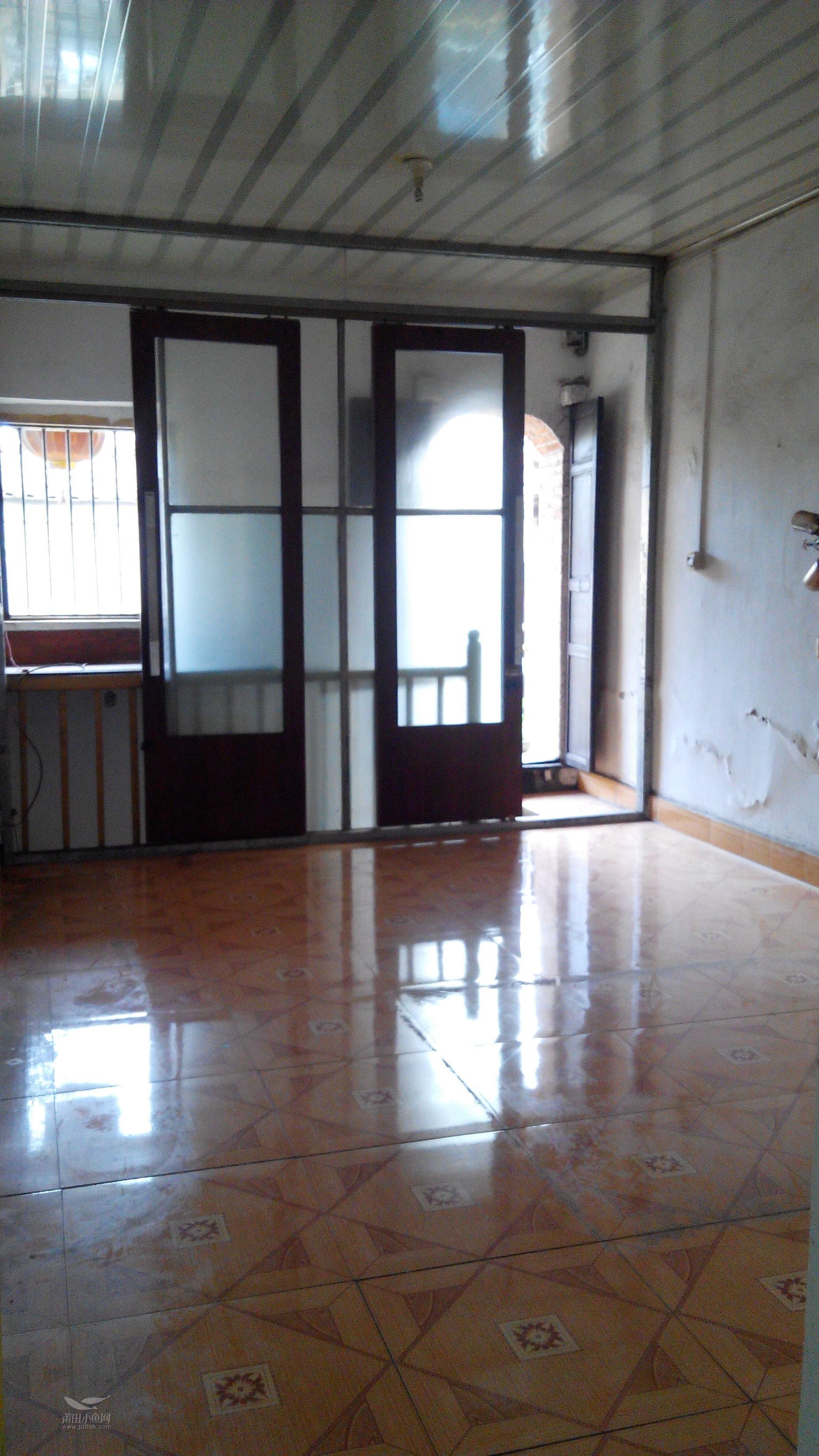 有房出租,单幢两层楼,有厨房 阳台 卫生间 靠近莆田九中 新汽车站