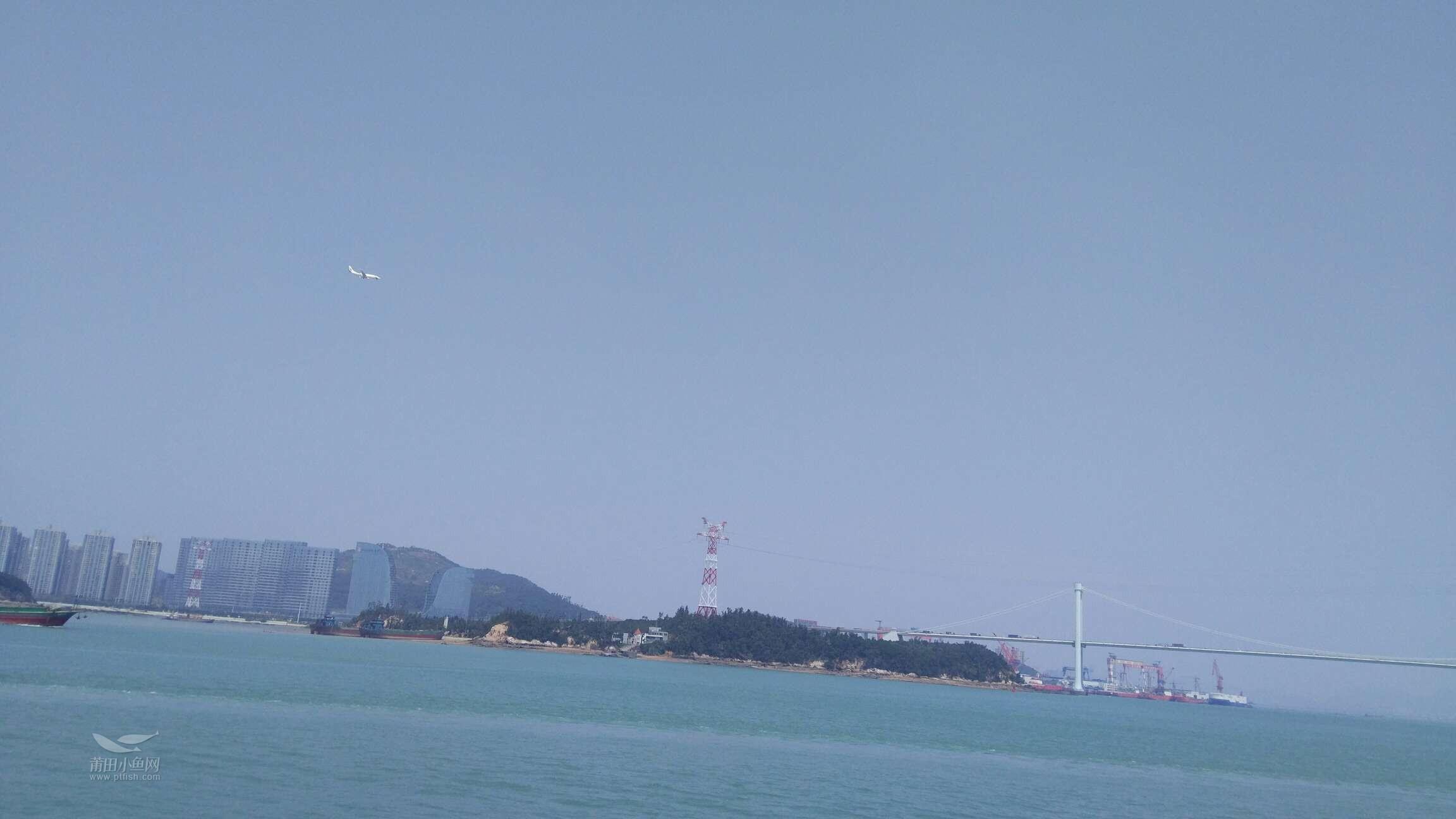 莆田飞机场,以后在家门口看飞机就是这样看.