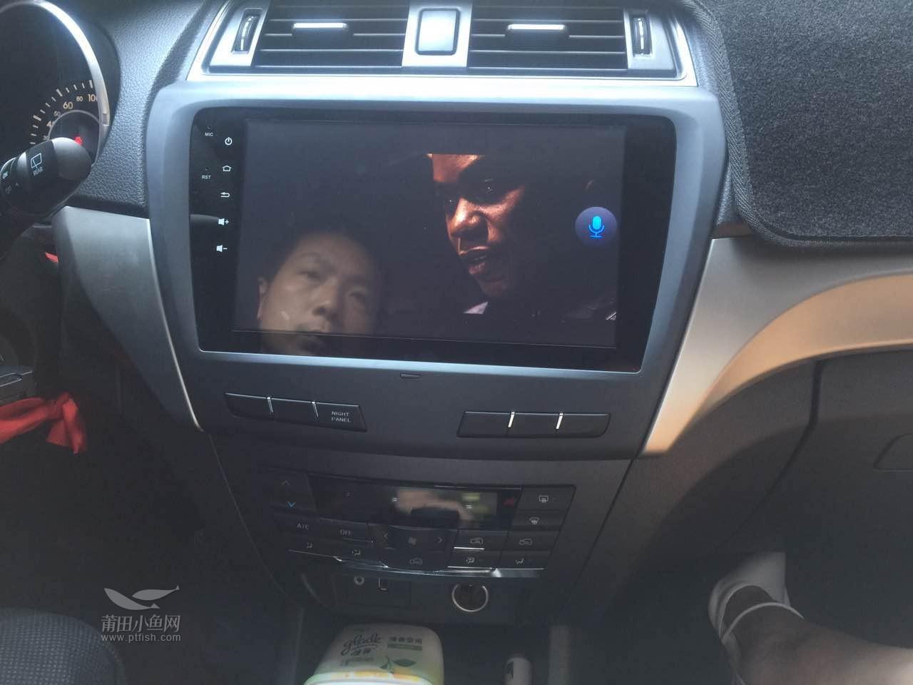 绅宝x65原车屏升级大屏导航+倒车影像【金声汽车服务】