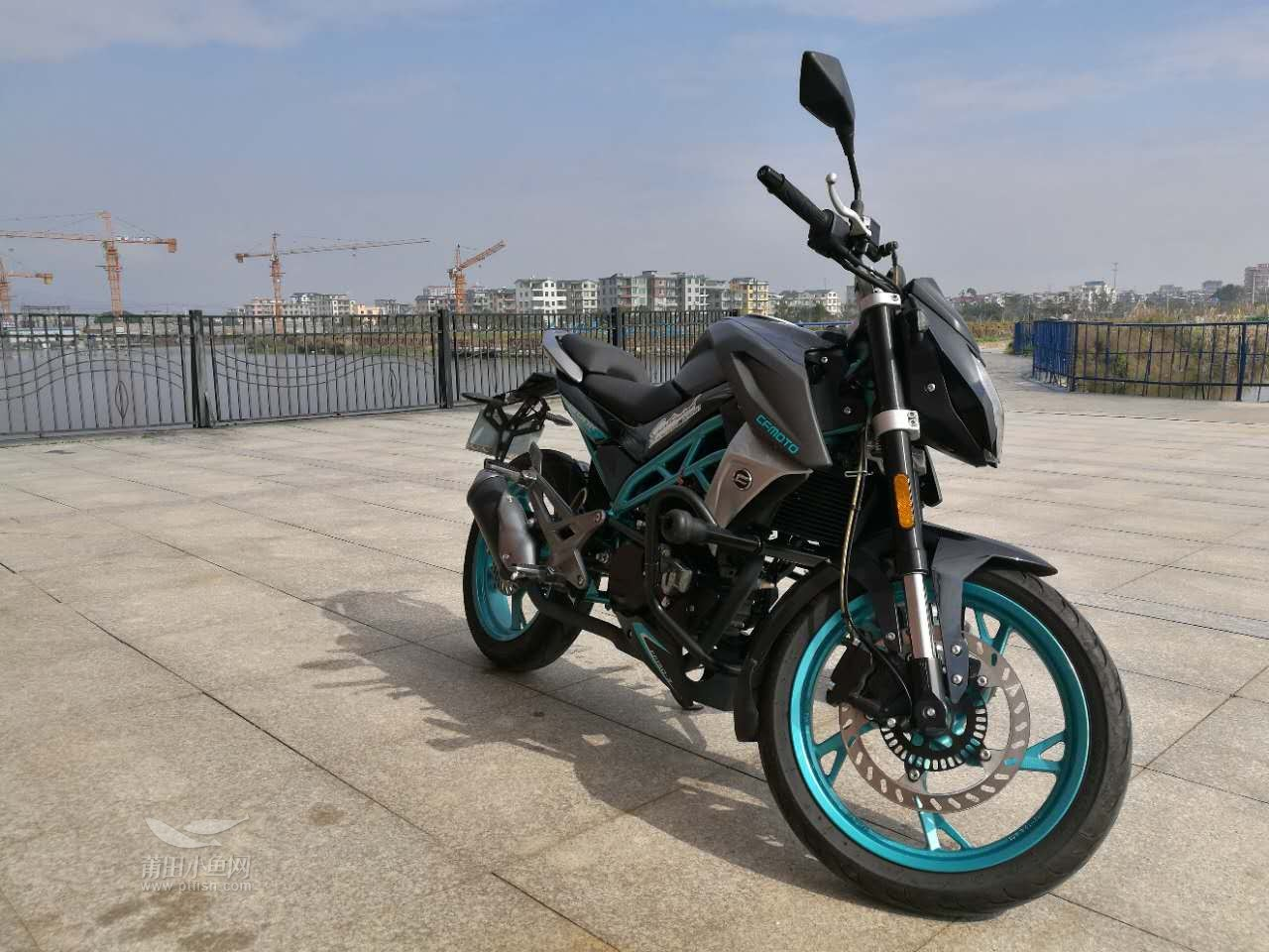 出售春风150nk摩托车