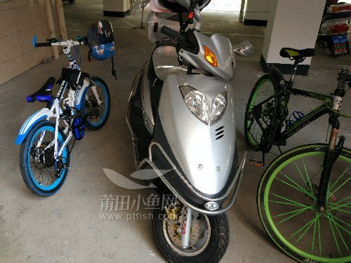 99新豪爵女士摩托车转让