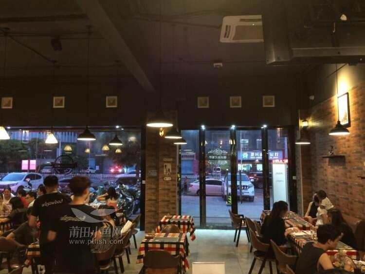 西木美式餐厅寻觅全职/兼职服务员