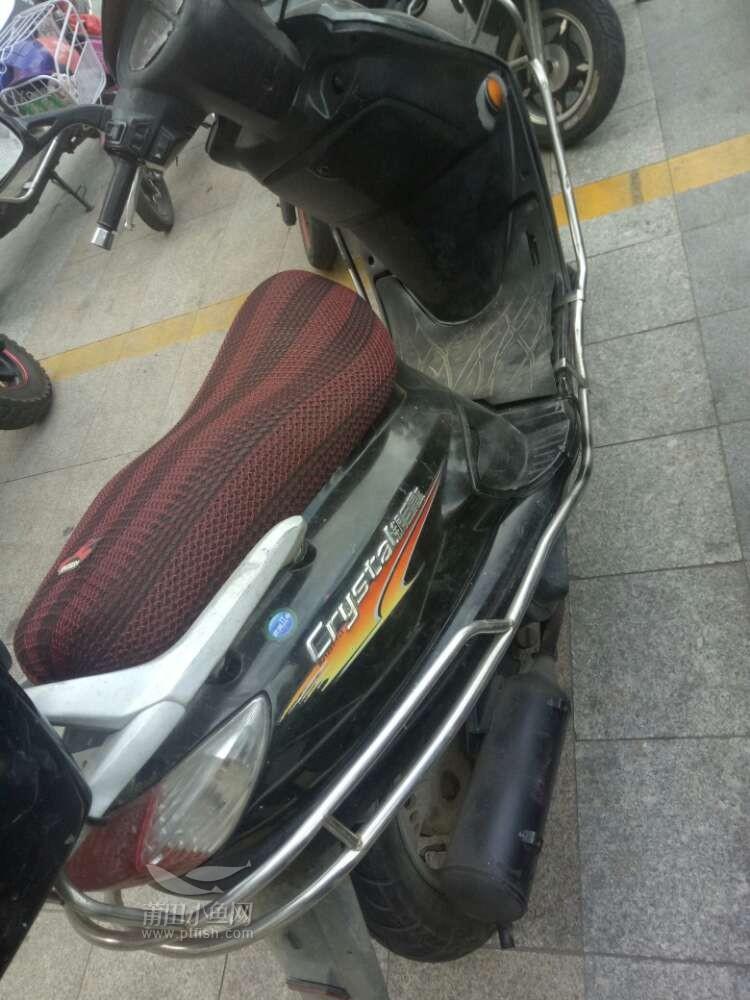 豪爵女式摩托车