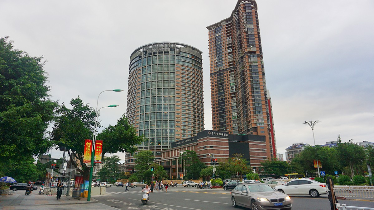 三迪希尔顿酒店