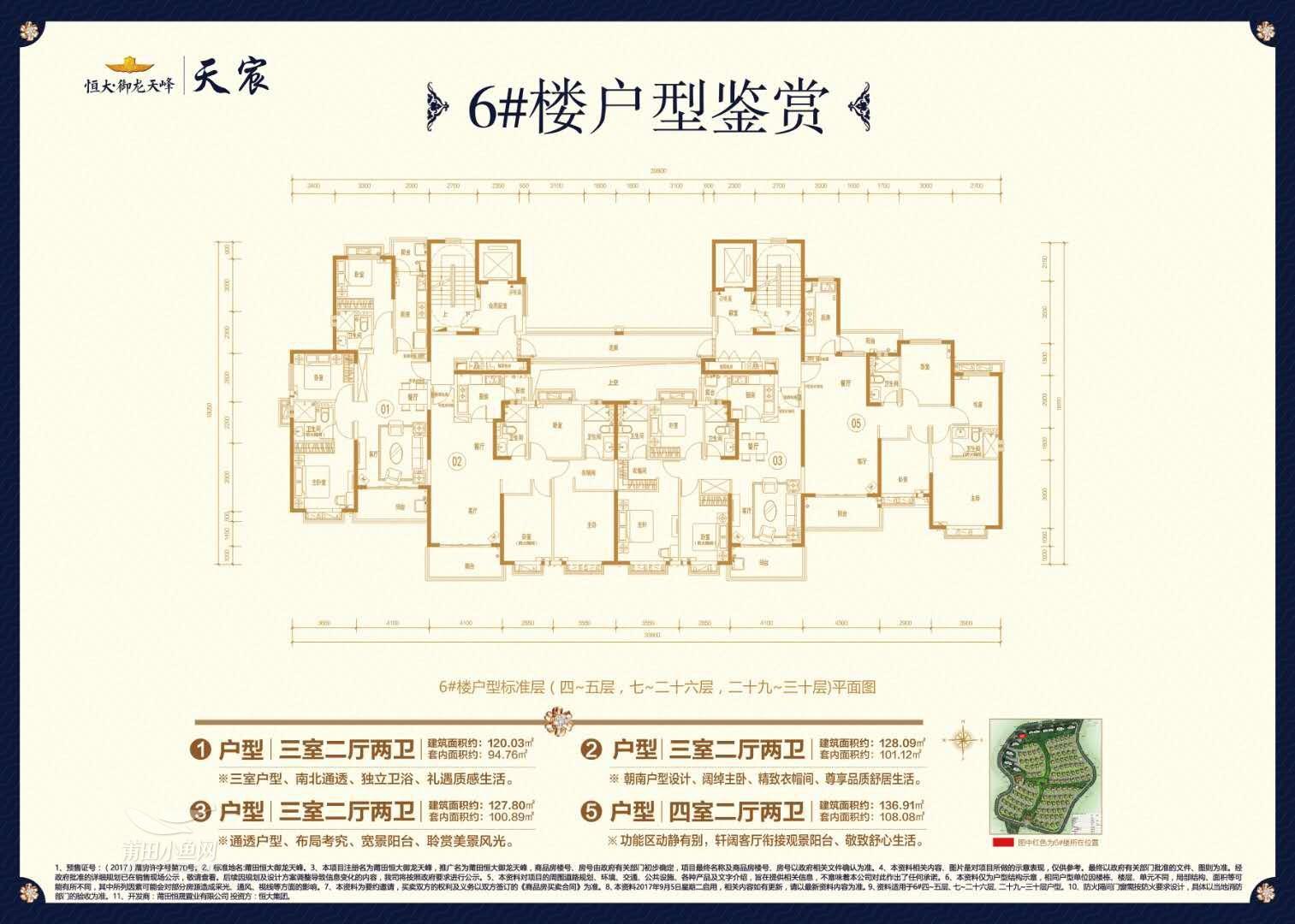 6#楼结构分布图