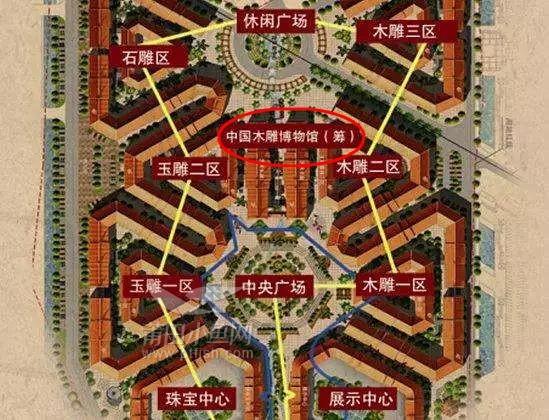 莆田工艺美术城木雕博物馆启动