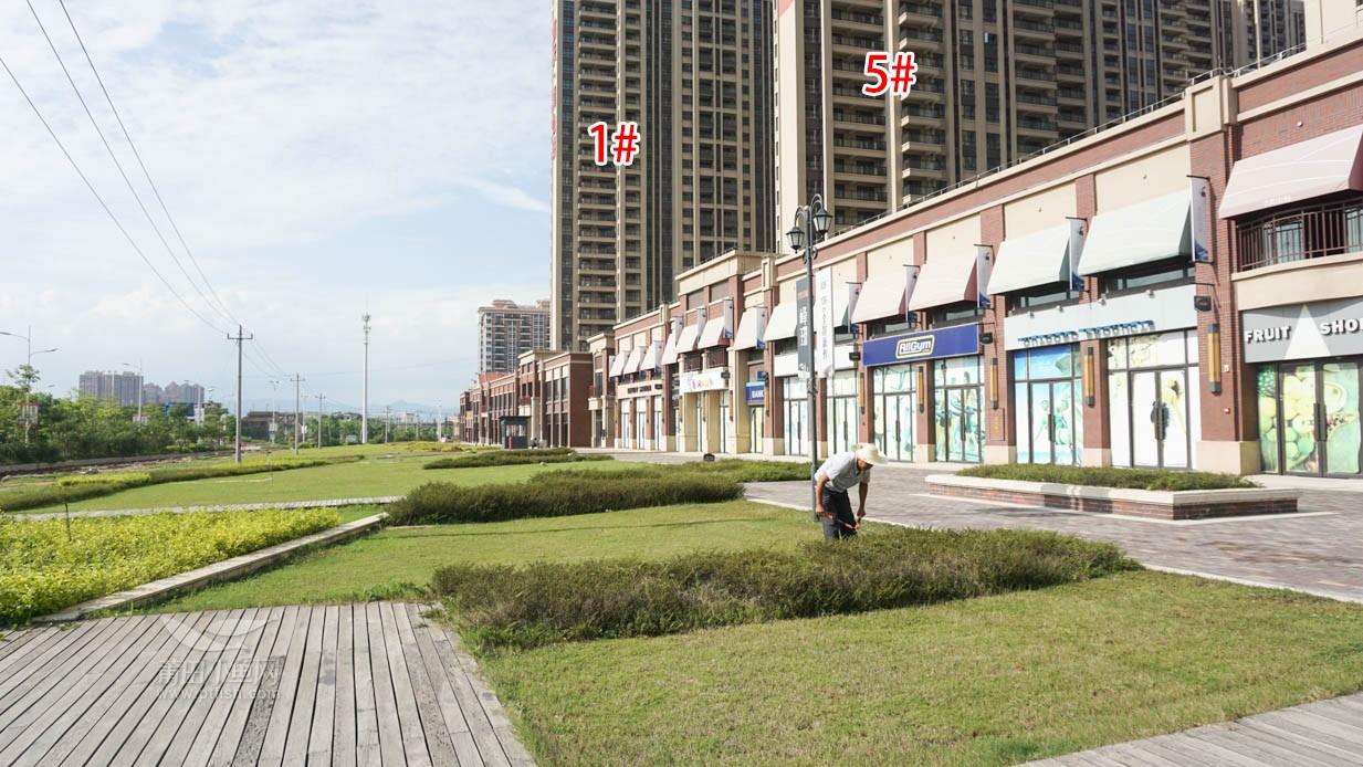 凯天青山城一期商铺