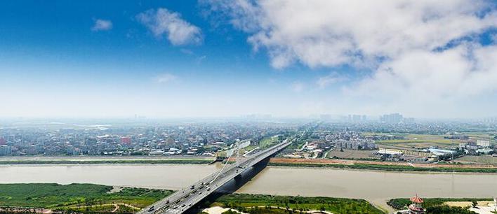 木兰溪(张志·摄)