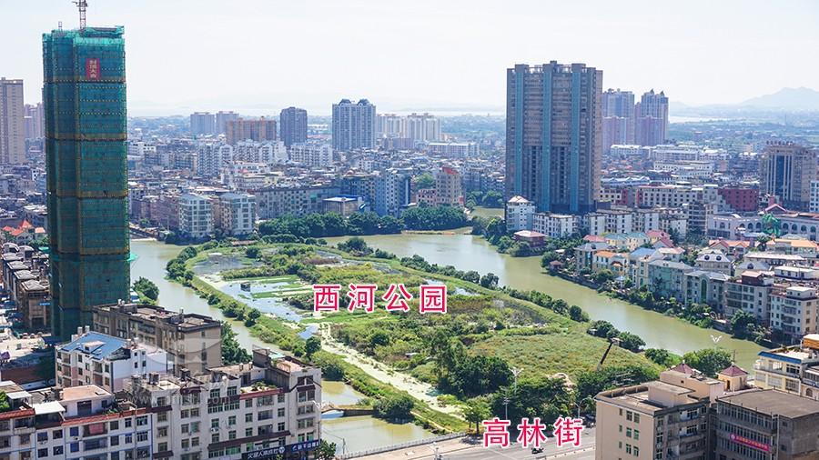 涵江西河公园(建设中)