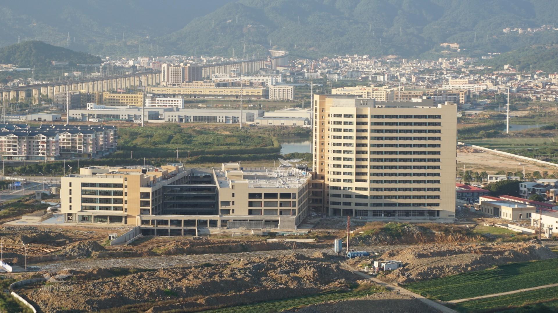 涵江医院新址(在建)