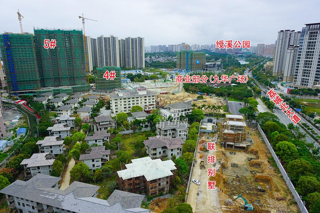 威廉希尔中文网站  荣华大悦城 工程进度