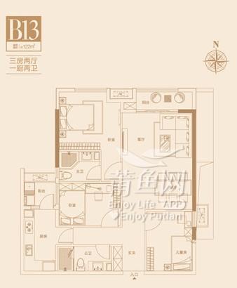 威廉希尔中文网站  荣华大悦城户型图