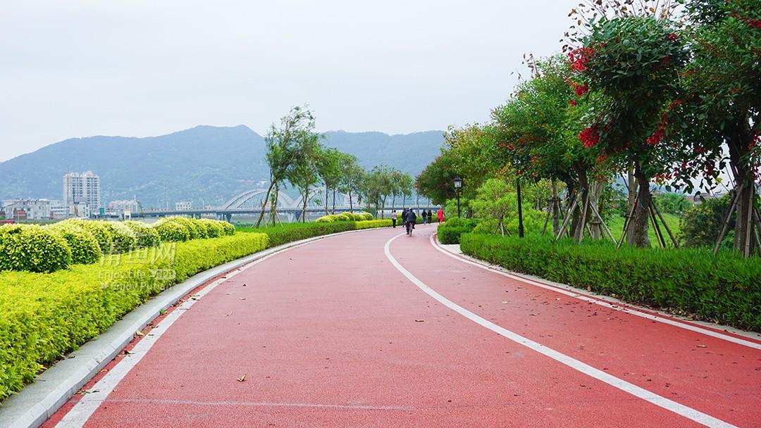 威廉希尔中文网站木兰溪跑道